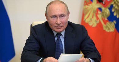 Путин, Макрон и Меркель обсудили проблему терроризма в африканских странах
